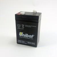 Akumulator Unibat CB4,5-6 (6V4.5Ah)