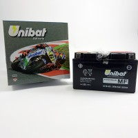 Akumulator Unibat CT7B-BS (12V6.5Ah)