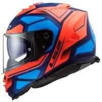 LS2-FF800-Storm-Faster-Orange-Blue-Motorcycle-Helmet-3