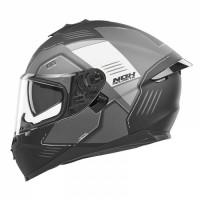 helmet-n302s-torque-nox-black-gray-matt-white